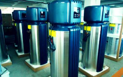 Domestic Integrated  Heat Pumps