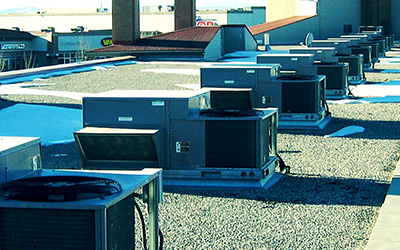 Commercial Rooftop Units Air Conditioners